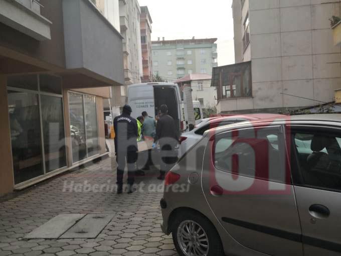 Trabzon'da uzman Çavuş intihar etti