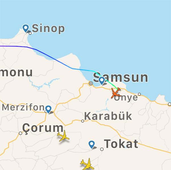 Avrupa'dan Türkler'in tahliyesi sürüyor! İspanya'dan Samsun'a geldiler