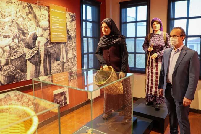 Fındığın öyküsü bu müzede