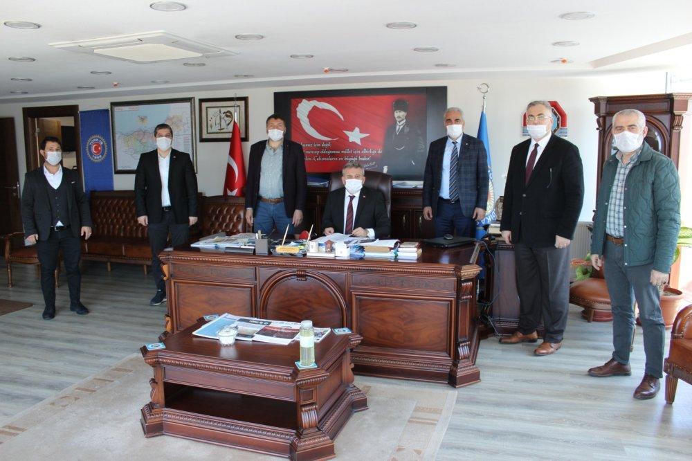 Türk-iş'e bağlı Şube Başkanları bir araya geldi! 1 Mayıs mesajı