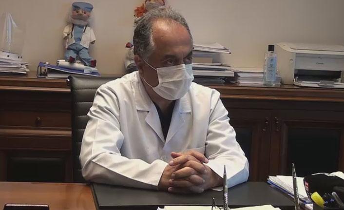 """Prof. Dr. Yüksek Aliyazıcıoğlu Haber61'e konuştu! """"Trabzon'da koronavirüs hasta sayısı stabilleşti"""""""