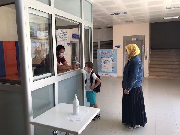 Trabzon'da Spor tesislerinde öncelik hijyen ve sporcu sağlığı
