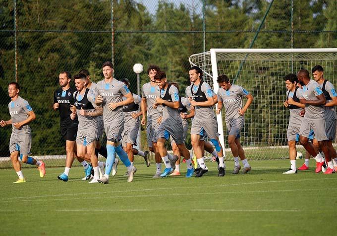 Trabzonspor Ankaragücüne hazır