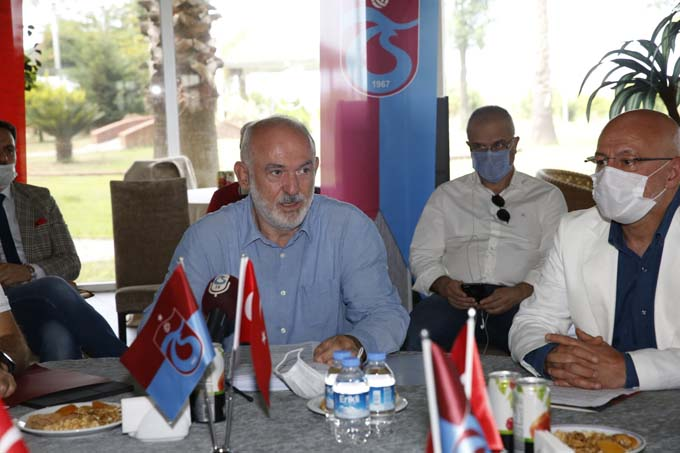 Trabzonspor Divan Genel Kurulu toplandı