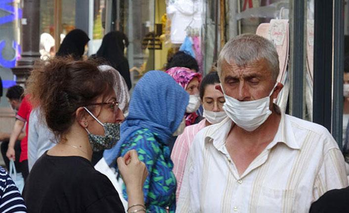 Trabzon'da emniyet güçlerinden maske denetimi!