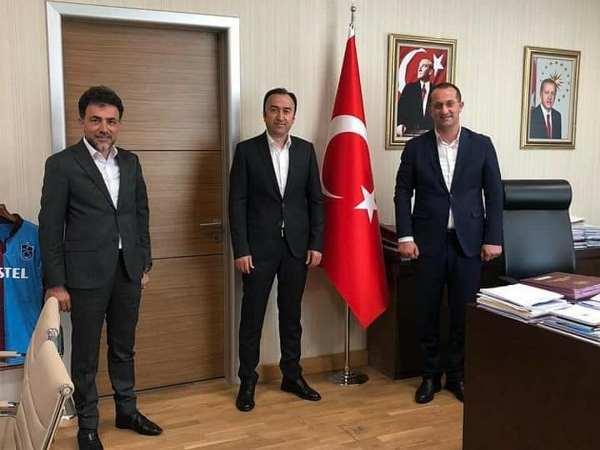 Başkan Ekim'den Ankara Çıkarması