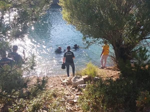 Suriyeli Muhammet, serinlemek için girdiği gölette boğuldu