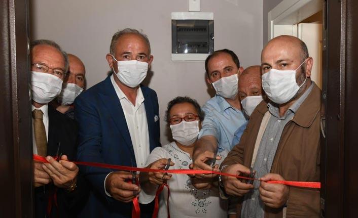 Orman Mühendisleri Odası Doğu Karadeniz Şubesi Trabzon'da açıldı