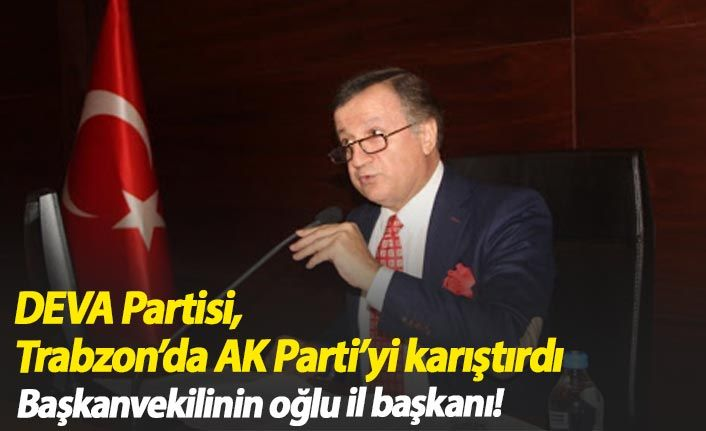 """Trabzon siyasetinin tam göbeğine oturan isimHaber61'e konuştu """"İstifam söz konusu değil"""""""