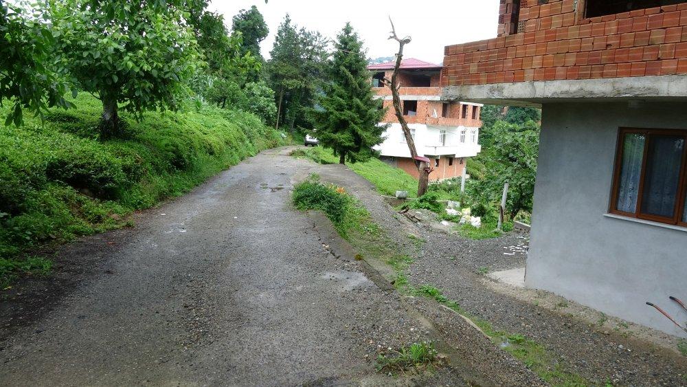 Trabzon'da dehşet anları! 3 köpeğin saldırdığı kadın yoğun bakımda