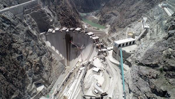 Yusufeli Barajı 2,5 milyon kişinin elektriğini karşılayacak