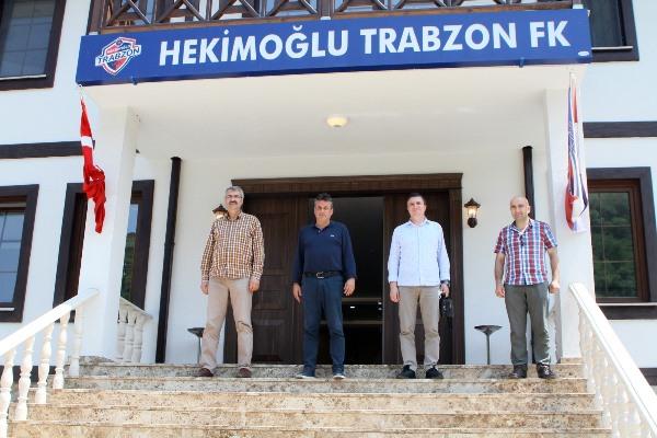 İŞKUR'dan Hekimoğlu Trabzon'a ziyaret