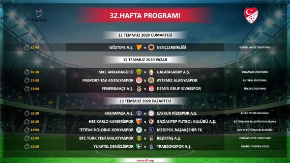 Trabzonspor sitem etti TFF maç gününü değiştirdi!