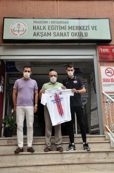 Mustafa Alper Avcı'dan HEM'e ziyaret
