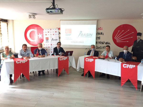 CHP Ortahisar ilçe Başkanı Oyman: Trabzon halkı denizden uzaklaştırılıyor