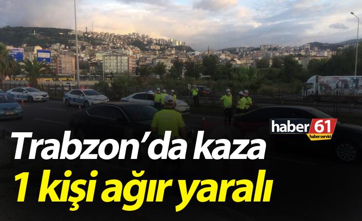 Trabzon'daki kazadan acı haber