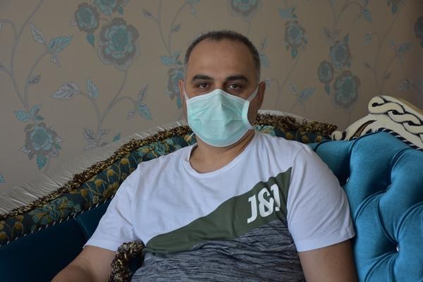 Trabzon'da görev yapan ebe Koronavirüs yakalandığı süreci anlattı