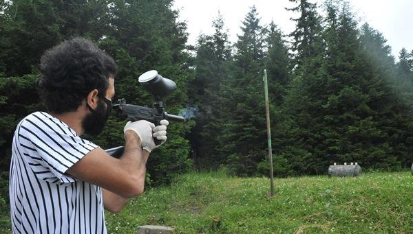 Trabzon'da bu kamp unutulmaz!