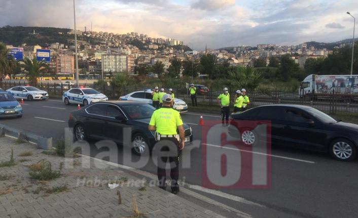 Trabzon'da kaza! 1 Kişi ağır yaralı