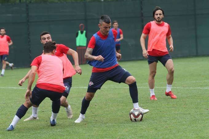Hekimoğlu Trabzon FK tam gaz
