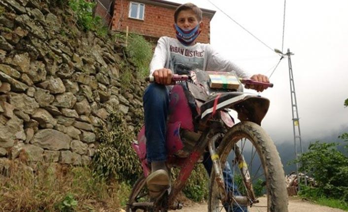 Kenan Sofuoğlu Trabzon'daki küçük hayranını ağırlayacak