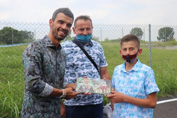 Trabzonlu Ramazan'ın hayali gerçek oldu