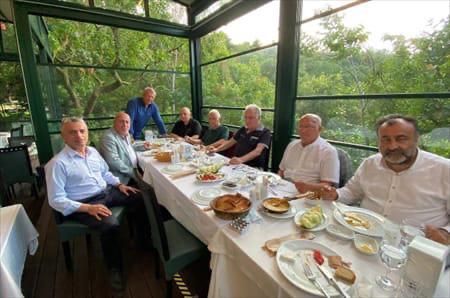 Beylerbeyi yemeği ve Trabzonsporluluk