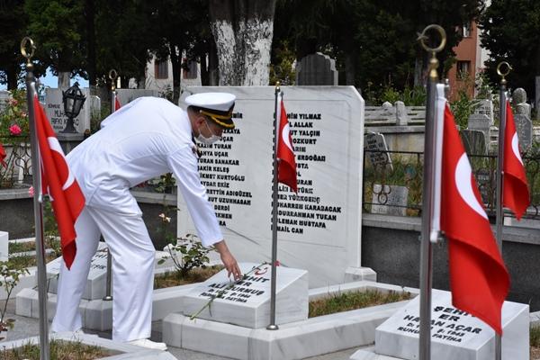 Trabzon'da 15 Temmuz şehitleri unutulmadı
