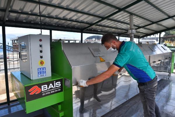 Trabzon'da atıklar kaynağında ayrıştırılacak