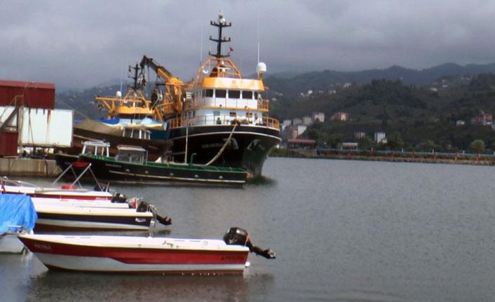 Balıkçılar yeni sezon hazırlıklarına başladı