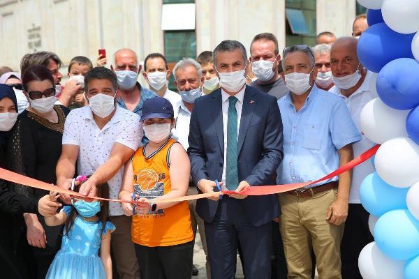 Yomra'da bir park daha açıldı