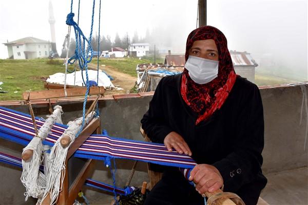 Trabzon'da gelin görümce asırlık geleneği yaşatıyor
