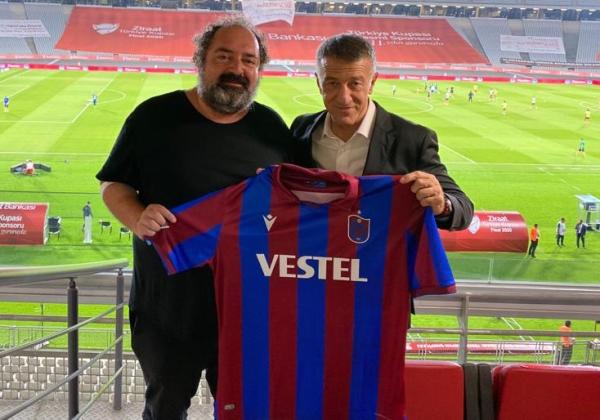 Nevzat Aydın'dan Trabzonspor'a büyük jest!