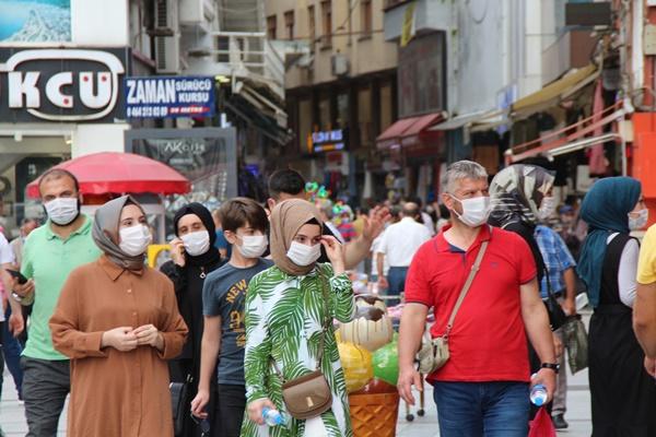 Rize'de vakalar arttı, bayram yasakları geldi
