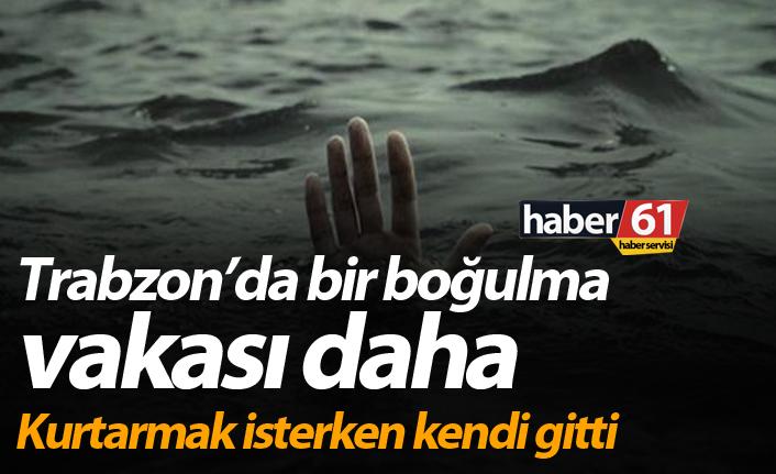 Trabzon'da Karadeniz canlar aldı