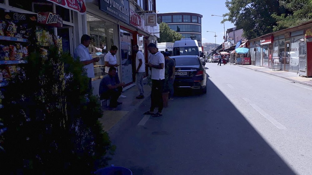 Malatya'da deprem! 5,2...