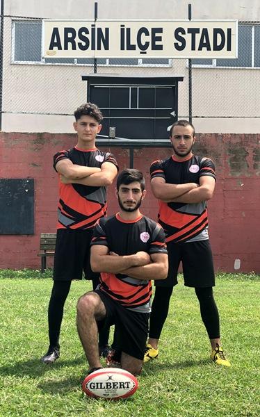 Trabzon tarihine geçtiler! Bu branştaki ilk milli sporcular