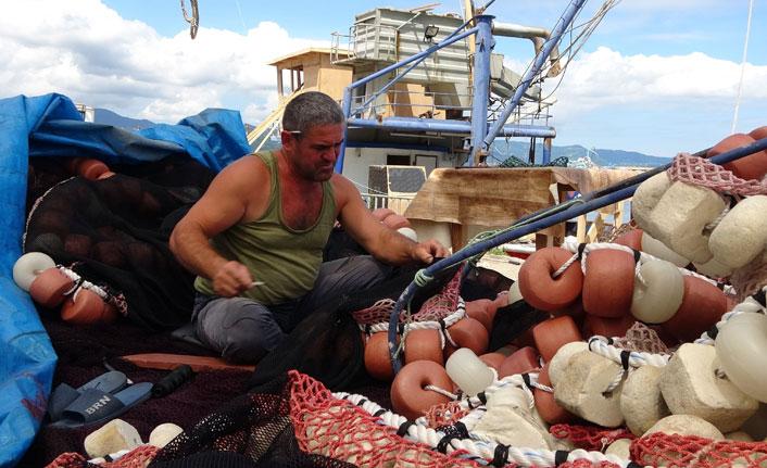 Ordulu balıkçılar yeni sezondan umutlu
