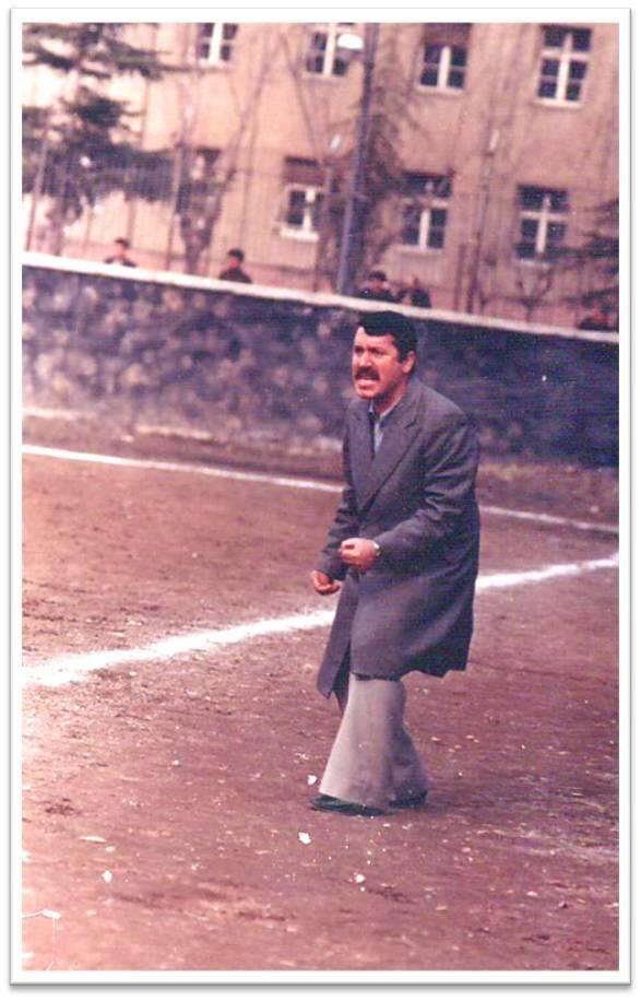 Trabzon futbolu Gri Nihat'ı da kaybetti