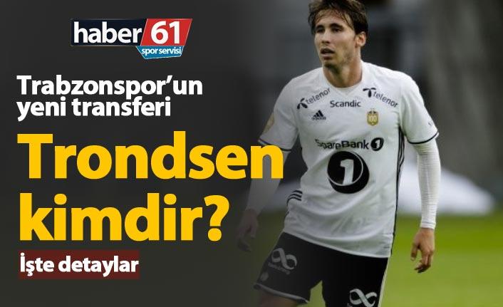 Trabzonspor'un yeni transferi ilk 11'de