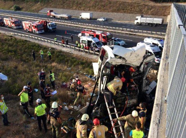 5 kişinin öldüğü kazada büyük ihmal