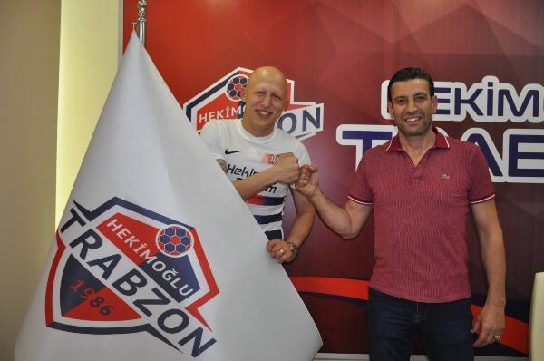 Hekimoğlu Trabzon imzayı arttırdı