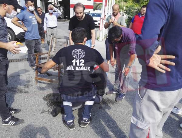 Trabzon'da kaza! 2 yaralı