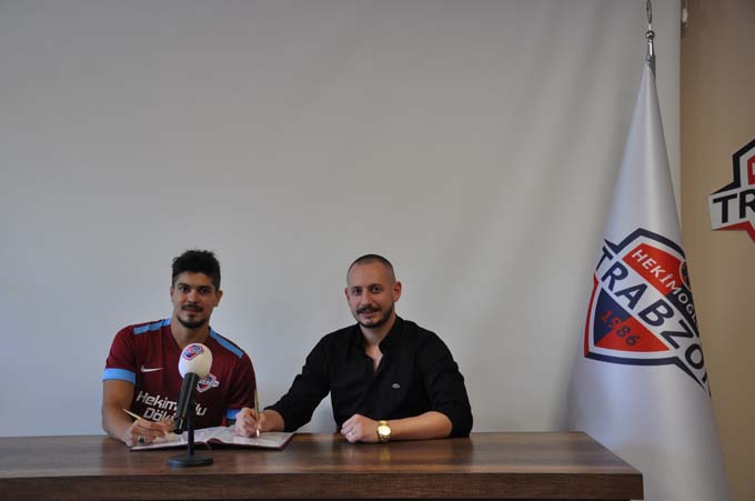 Hekimoğlu Trabzon'a Süper Lig'den transfer