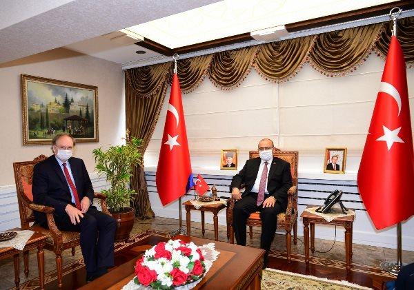AB'den Trabzon'a ziyaret
