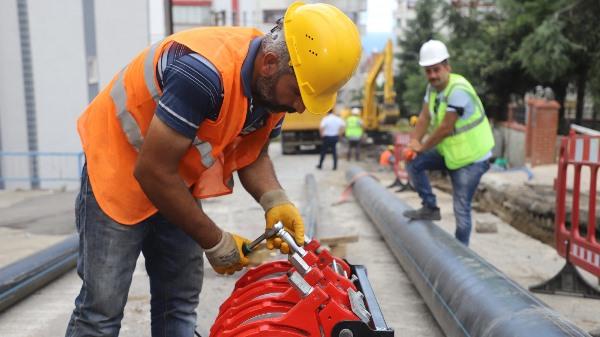 Trabzon'da tarihi altyapı projesine ilk kazma