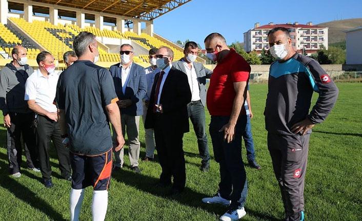 Bayburtspor'da yeni sezon hazırlıkları başladı