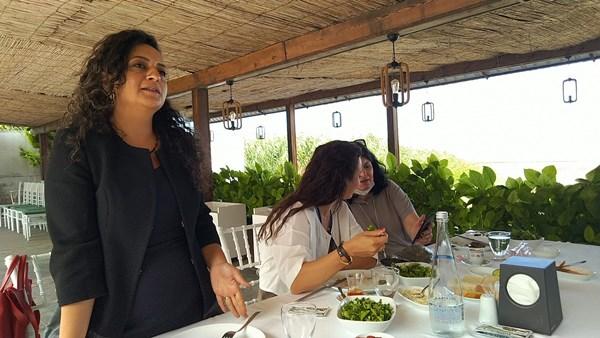 Christian Berger Trabzon'da kadın STK temsilcileri ile buluştu