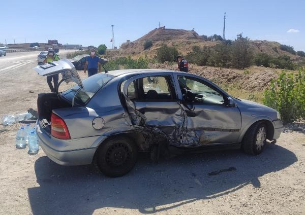 Ordu Büyükşehir Belediye Başkanı Hilmi Güler trafik kazası geçirdi