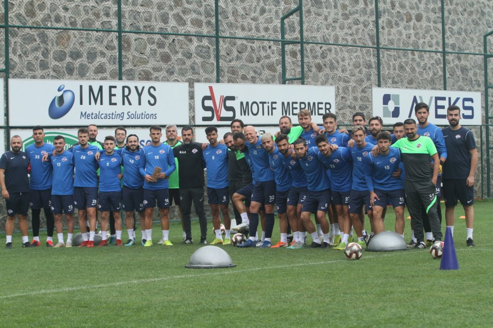 Hekimoğlu Trabzon'un yeni transferi baba oldu